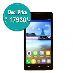 Gionee Elife E5 at Rs.17930