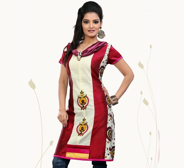 Strollay kurti at Rs. 1175