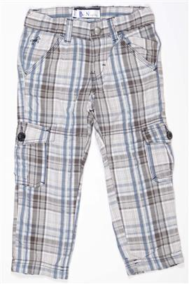 Be Naughty White Boys Cotton - Casual Pants at Rs.374