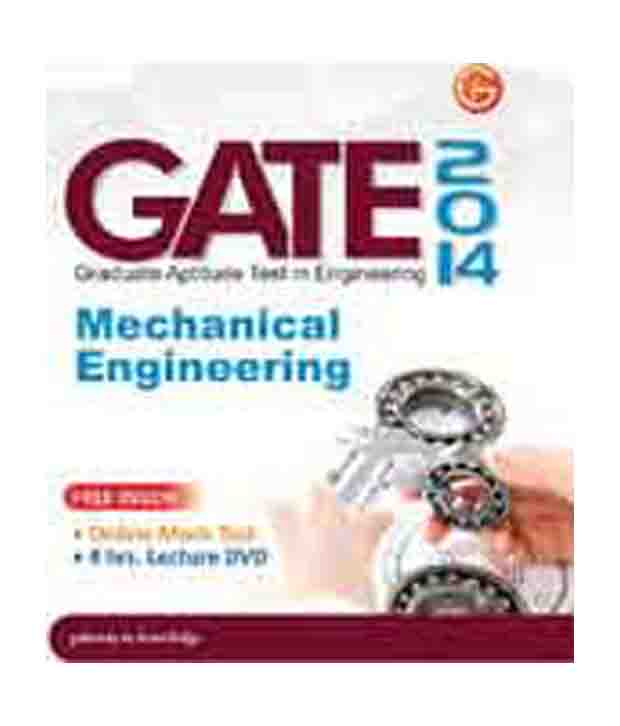 Buy GATE Guide Mechanical Engineering at Rs.497