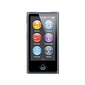 Buy Apple iPod nano 7th Gen 16 GB at Rs.11499