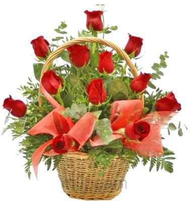 Buy Simply red roses at Rs.575