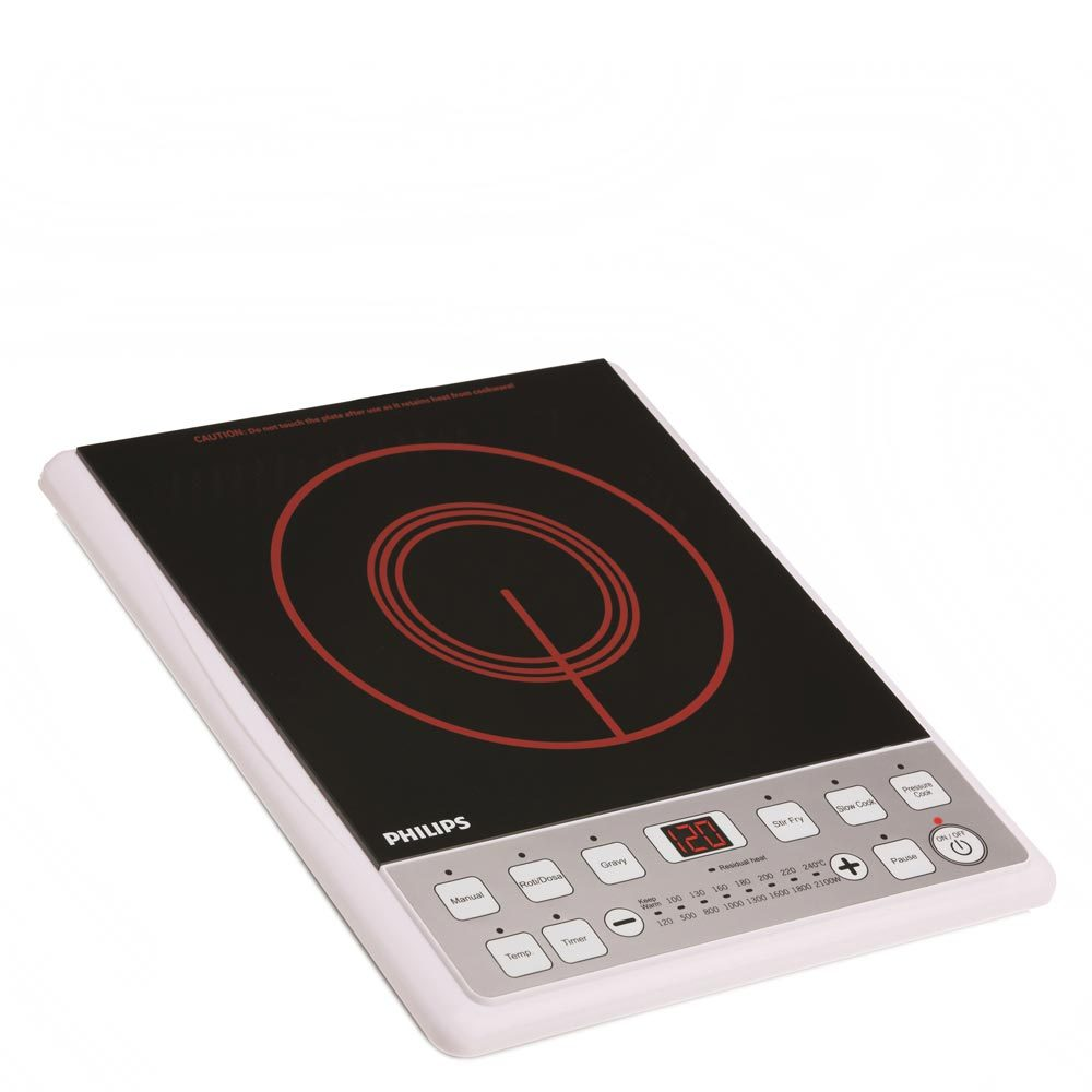 Philips Hd4907 induction cooktop at Rs.2750