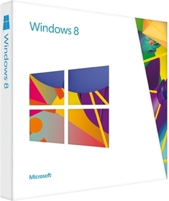 Microsoft Windows 8 Upgrade Pack 32/64 bit Os at Rs.7899