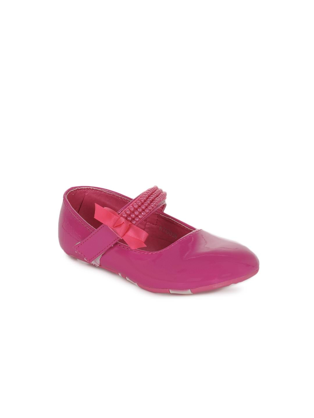 Buy kittens girls fuschia shoes at Rs.714