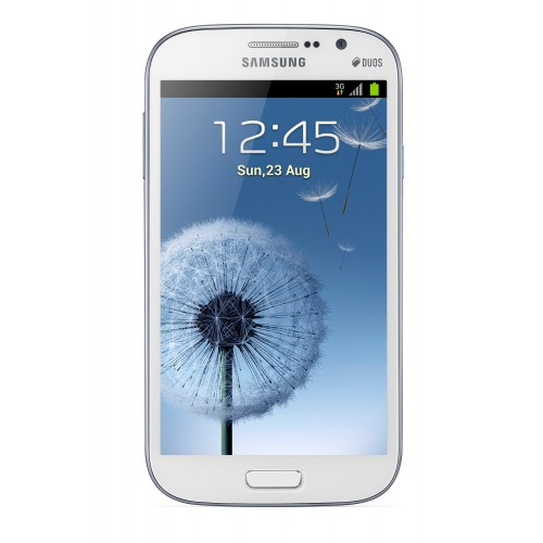 Buy Samsung Galaxy Grand Duos GT-I9082 (White) at Rs.17566