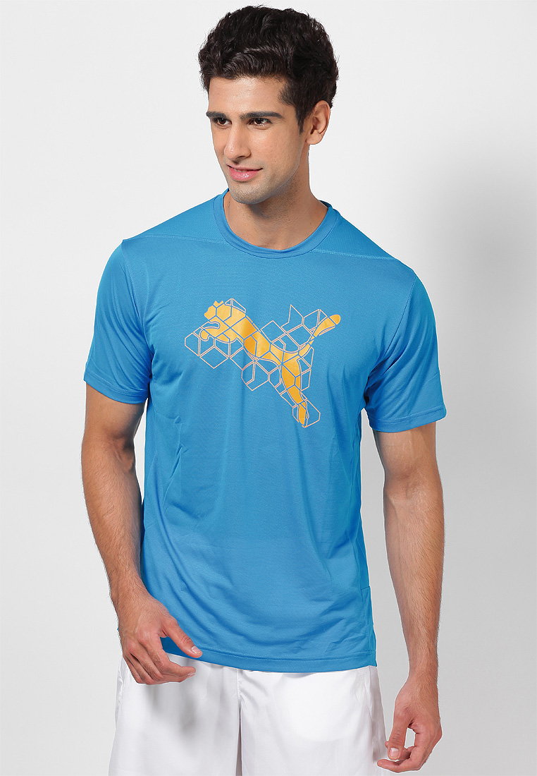 Puma T-Shirt with coolcell for increased air flow at Rs.1199