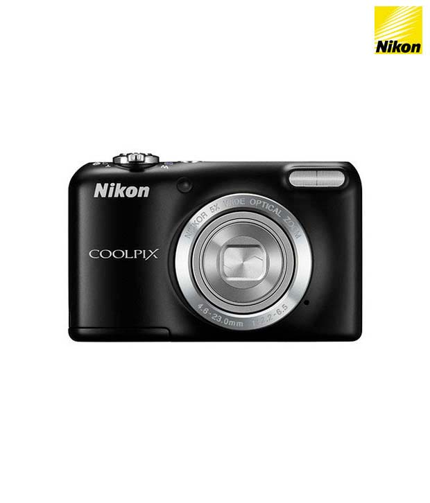 Buy Nikon Coolpix L27 16MP point & shoot digital camera at Rs.4674