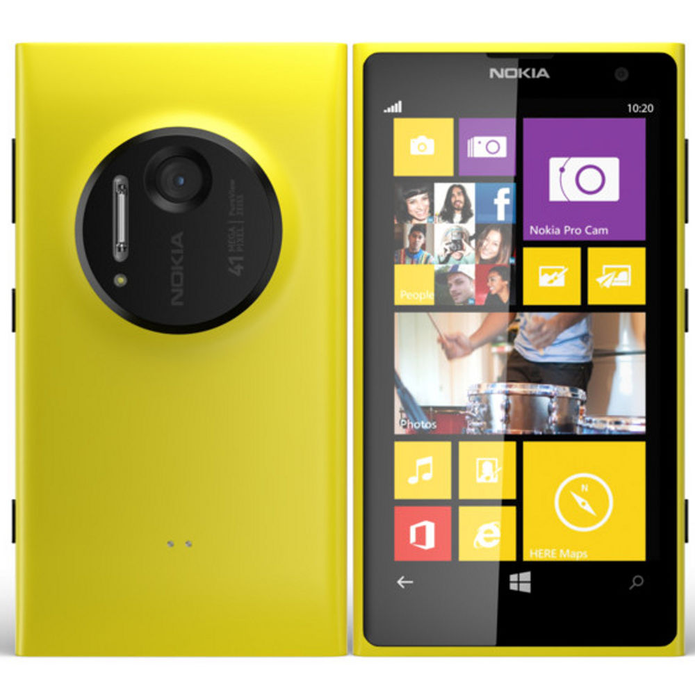 Buy Nokia Lumia 1020 at Rs.49999