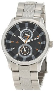 Buy Fastrack Analog Black Dial Men's Watch at Rs.2621