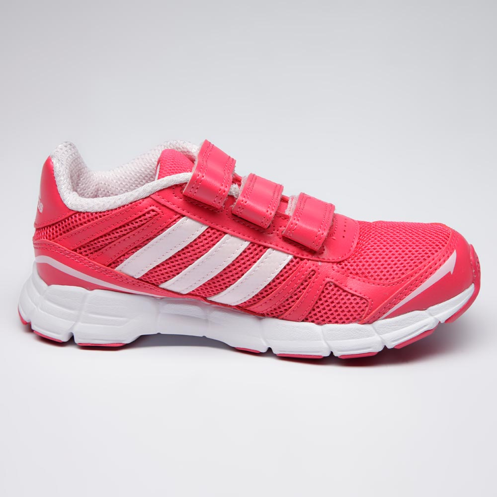 Buy Adidas pink kids running shoes at Rs.2399