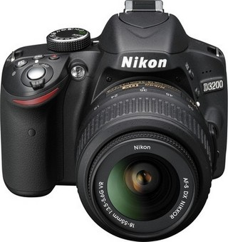 Buy Nikon D3200 24.2mp 18-55 Mm Slr Camera at Rs.29847