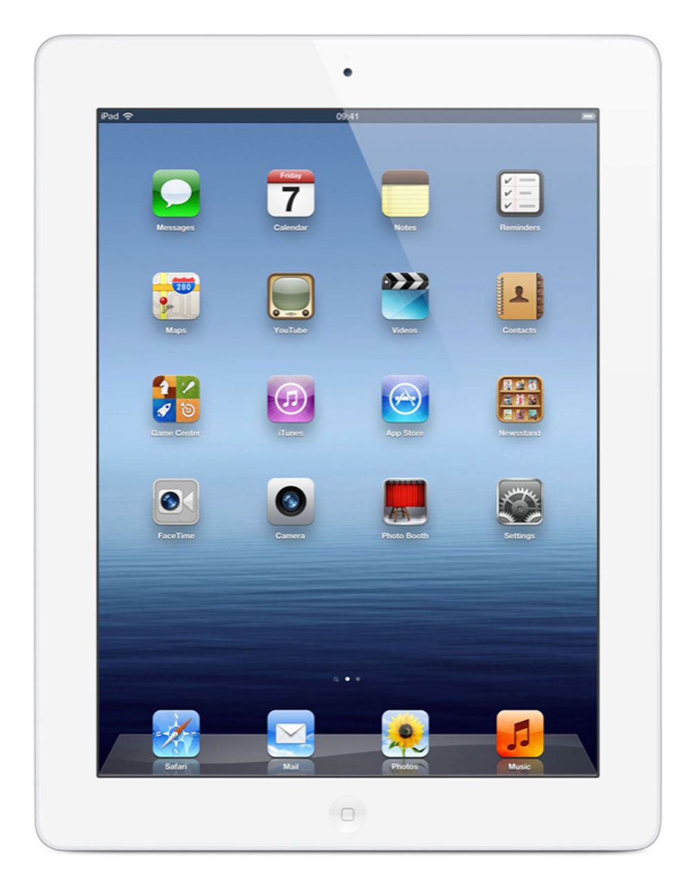 Buy Apple ipad 3 Wifi 32GB White - Tablets at Rs.34999