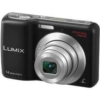 Buy Panasonic Lumix DMC LS6 (Black) digital camera at Rs.4499