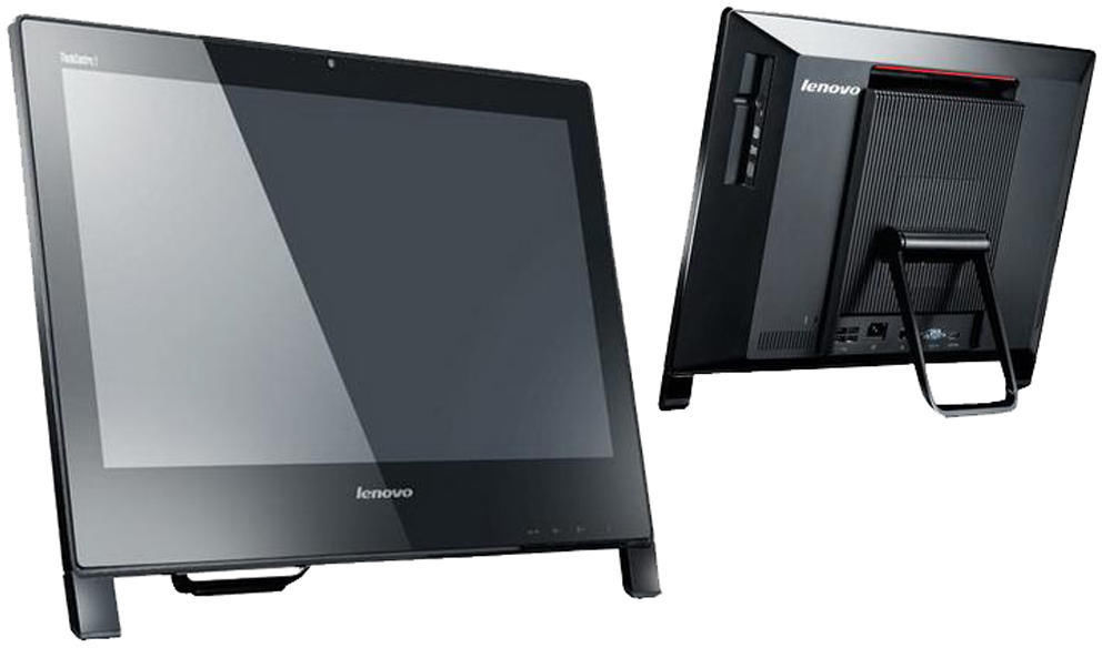 Buy Lenovo thinkcentre Edge 62Z All in One PC(Black) at Rs.27130