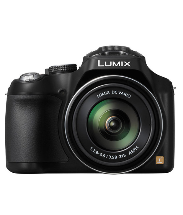 Buy Panasonic Lumix DMC-FZ70 16.1MP Digital Camera at Rs.22660