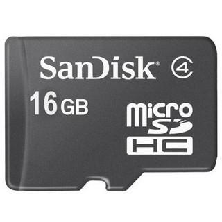Buy Sandisk 16 GB Micro SDHC Card Class-4 at Rs.729
