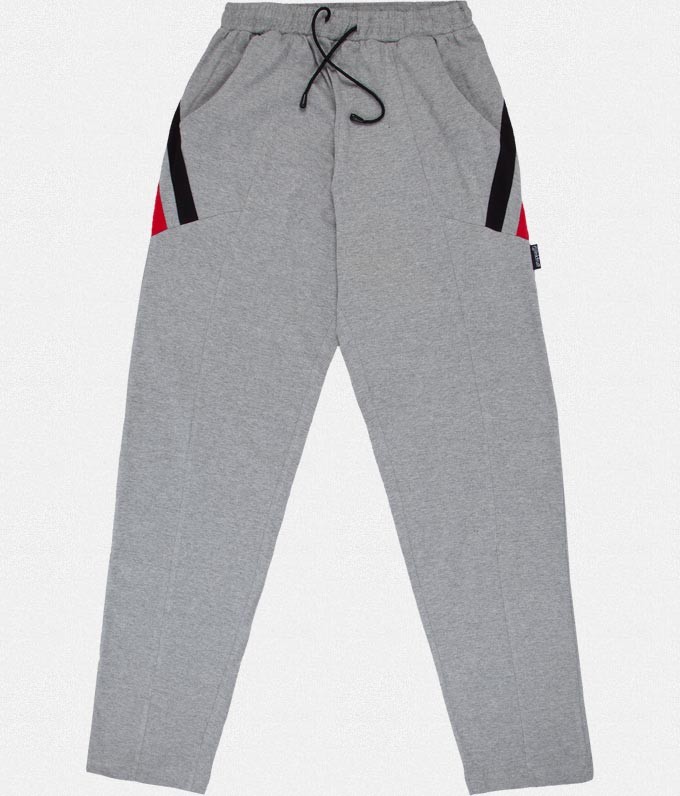 Buy Grey trackpants with stripe pockets at Rs.629