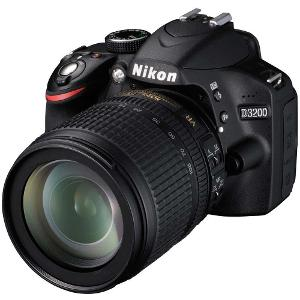 Buy Nikon D3200 with VR Lens DSLR Camera at Rs.42630