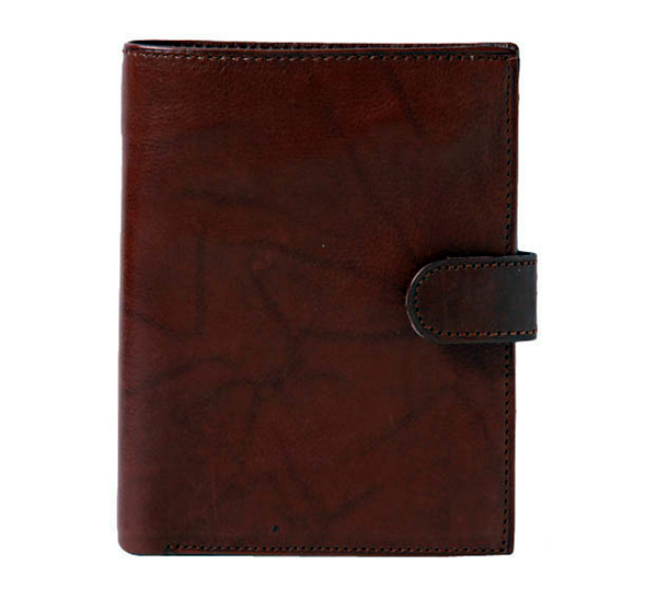 Buy Real brown soft leather wallet at Rs.654