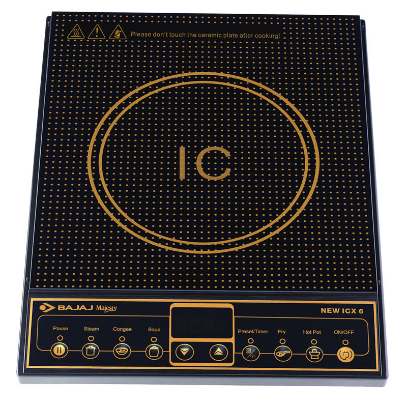 Buy Bajaj Majesty Induction Cooker at Rs.2566