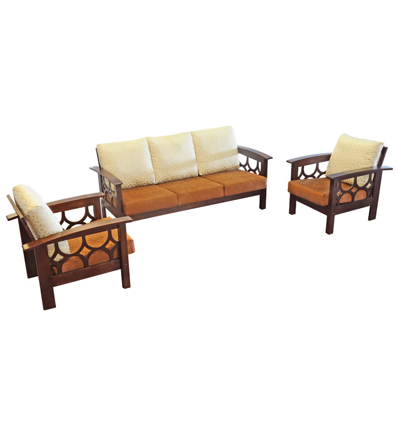 Buy Furniture kraft designer sofa set at Rs.26999