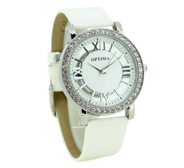 Buy Optima White Watch for Women at Rs.937