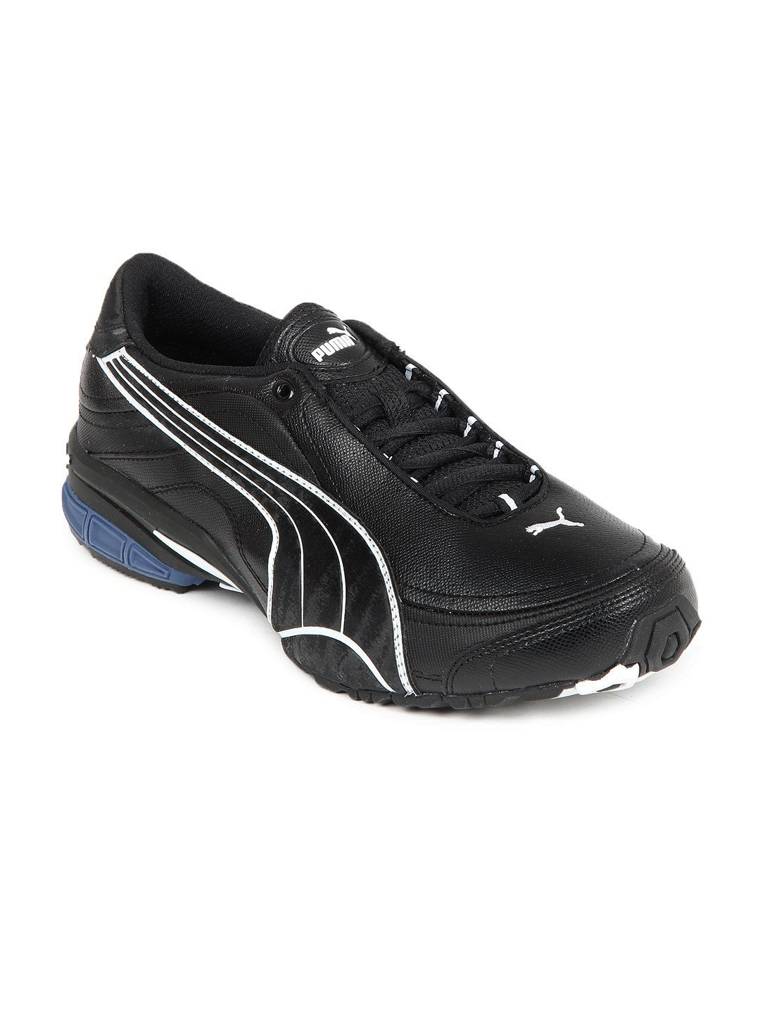 Buy Puma Men Tazon II Black Sports Shoes at Rs.2799