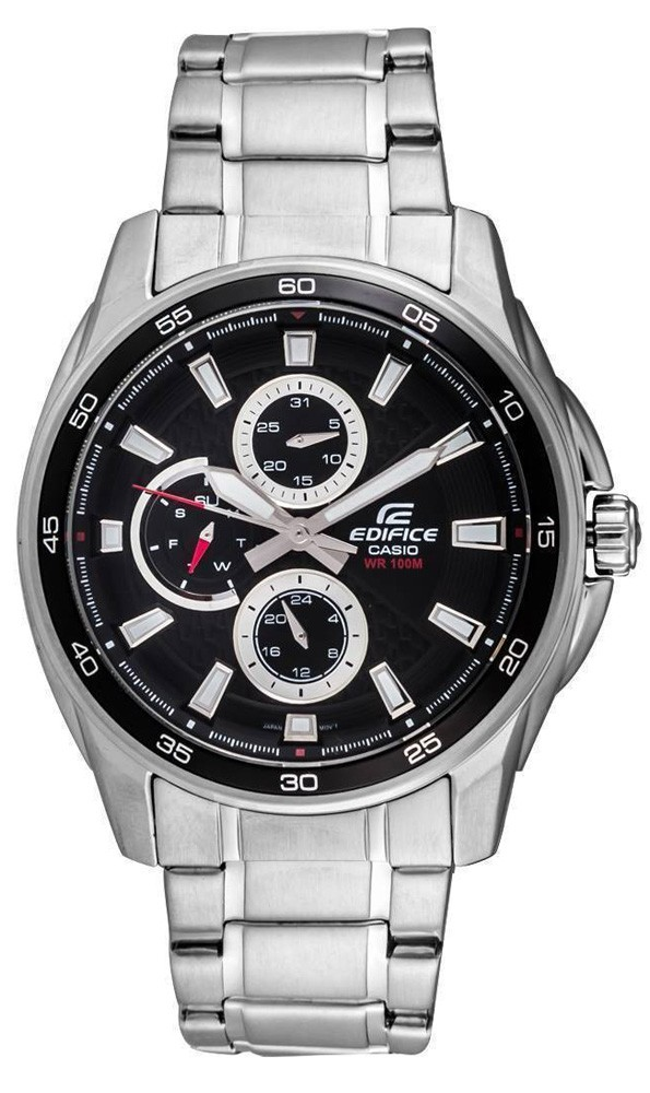 Buy Casio edifice multi dials men's wrist watch at Rs.5695