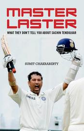 MASTER LASTER-Sachin Tendulkar books at Rs.224