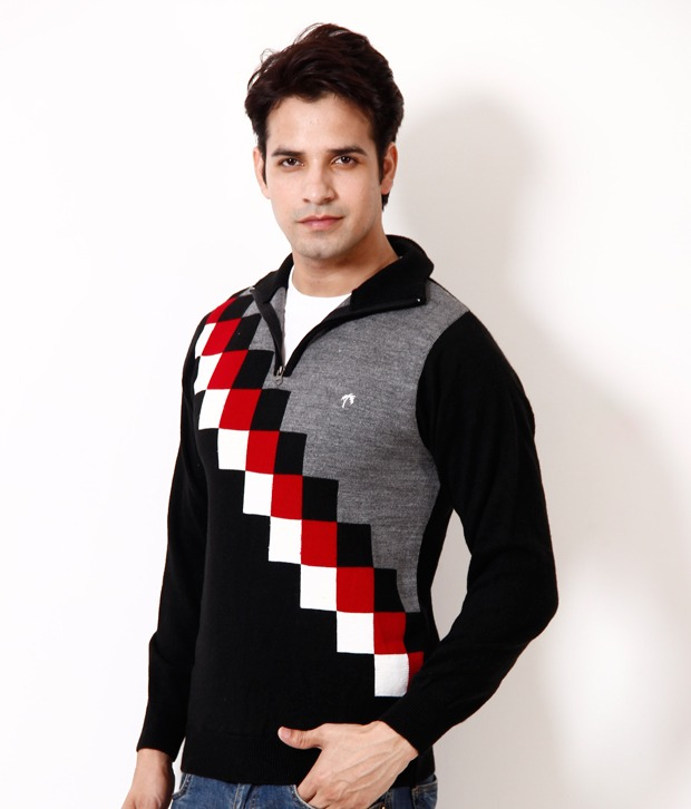 Buy Fabtree Exclusive Grey Sweater at Rs.999