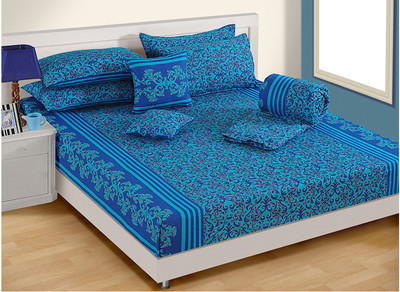 Buy Swayam shades of India double bedsheet at Rs.896