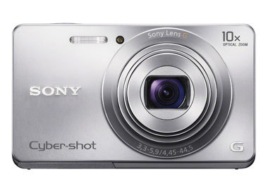 Buy Sony Cybershot W690 16.1 Mp Digital Camera (Silver) at Rs.9299