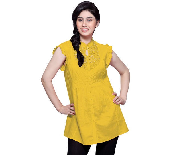 Buy Mishka Top with Mega Sleeves at Rs.937