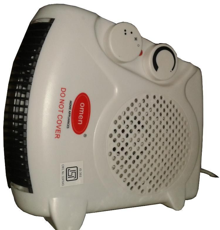 Buy Omen FH-901 fan room heater, white at Rs.1599