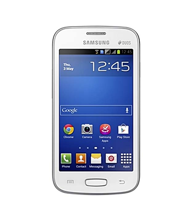 Buy Samsung Galaxy Star Pro (White) at Rs.6371