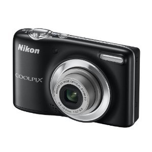 Buy Nikon Coolpix L25 10.1 Mp Digital Camera(Black) at Rs.4300