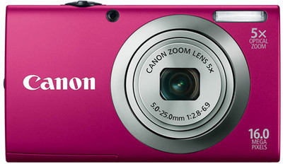 Buy Canon Powershot 16 MP Digital Camera at Rs.5100