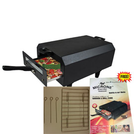 Buy Microne Electric Home Tandoor at Rs.2995