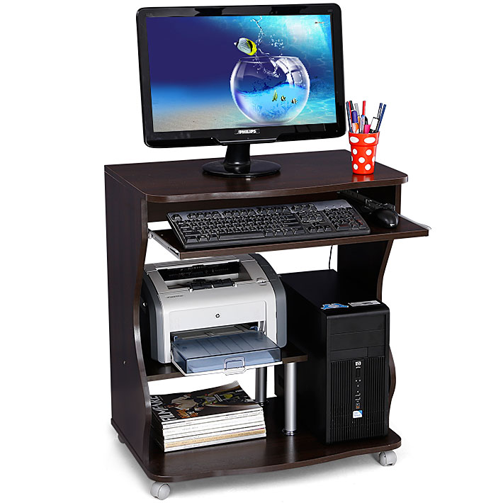 Buy Fab Furnish Brown Study Tables at Rs.6473