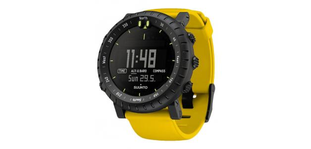 Buy Suunto core yellow crush men's watch at Rs.27317