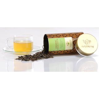 Buy Goodwyn Organic Dancing Green Tea at Rs.205