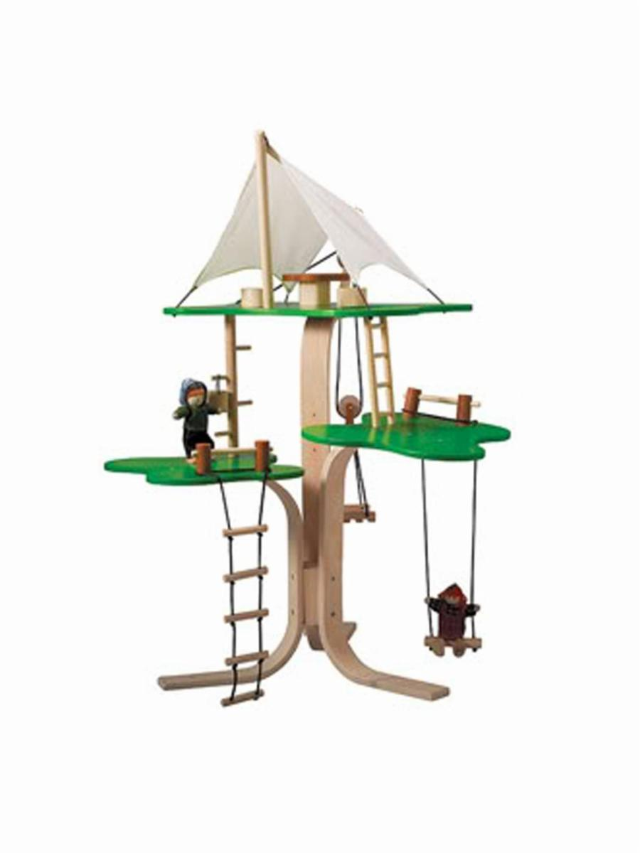 Buy Plan Toys Tree Dollhouse at Rs.2693