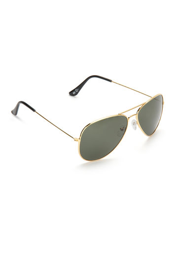 Buy MTV Green Aviator Sunglasses at Rs.699