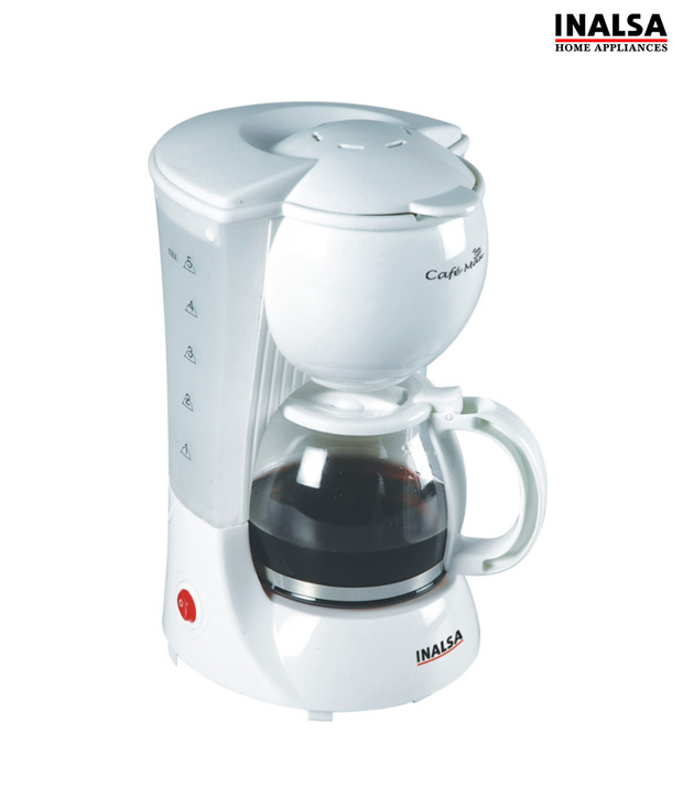 Buy Inalsa Cafemax Coffee Maker at Rs.1463