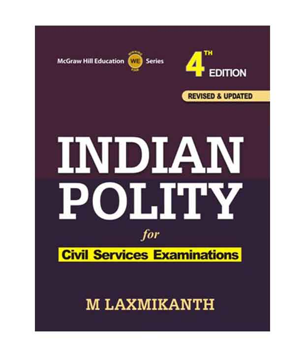 Buy Indian Polity 4th Edition at Rs.337