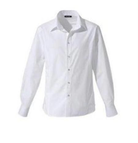 Buy Lee Branded Premium White Shirt at Rs.599