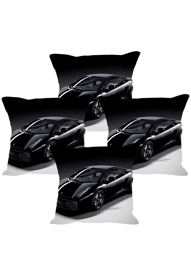 Set of 4 Flagon Car Cushion Cover at Rs.499