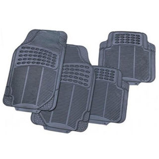 Buy Universal Size Car Foot Mats at Rs.823