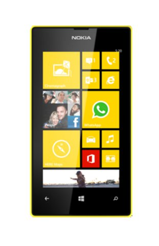 Buy Nokia Lumia 520 at Rs.9499